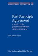 Past Participle Agreement