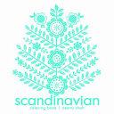 Scandinavian Coloring Book