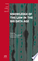 Knowledge of the Law in the Big Data Age Book