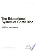 The Educational System of Costa Rica