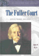 The Fuller Court