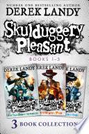 Skulduggery Pleasant: