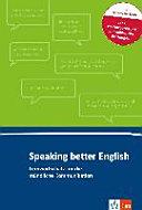 Speaking Better English