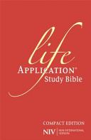 NIV Compact Life Application Study Bible  Anglicised