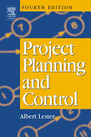 Project Planning and Control Book