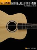 Hal Leonard Baritone Ukulele Chord Finder