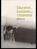 Education  Exclusion and Citizenship