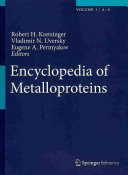 Encyclopedia of Metalloproteins