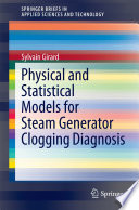 Physical and Statistical Models for Steam Generator Clogging Diagnosis Book