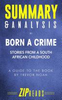 Summary & Analysis of Born a Crime