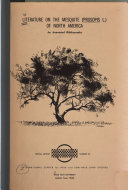 Literature on the Mesquite  Prosopis L   of North America