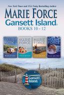 Gansett Island Boxed Set Books 10-12 Book