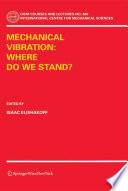 Mechanical Vibration  Where Do We Stand