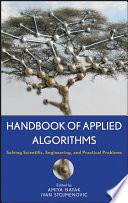 Handbook of Applied Algorithms