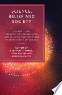 Science  Belief and Society Book
