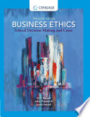 Business Ethics  Ethical Decision Making and Cases Book PDF