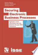 Securing Electronic Business Processes