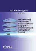 Inpro Methodology for Sustainability Assessment of Nuclear Energy Systems