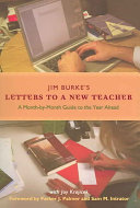 Letters to a New Teacher Book