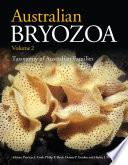 Australian Bryozoa Volume 2