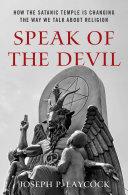 Pdf Speak of the Devil Telecharger