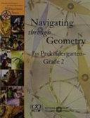 Navigating Through Geometry in Prekindergarten grade 2