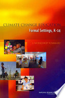 Climate Change Education in Formal Settings  K 14 Book