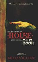 House Unauthorized Quiz Book