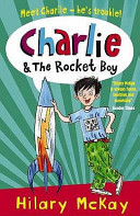 Charlie and the Rocket Boy Book