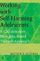 Working with Self harming Adolescents