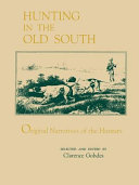Hunting in the Old South