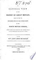 A General View of the Fishery of Great Britain