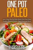 One Pot Paleo Book