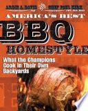 America S Best Bbq Homestyle Book PDF