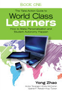 The Take-Action Guide to World Class Learners Book 1 Pdf/ePub eBook