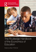 The Routledge Handbook of the Economics of Education