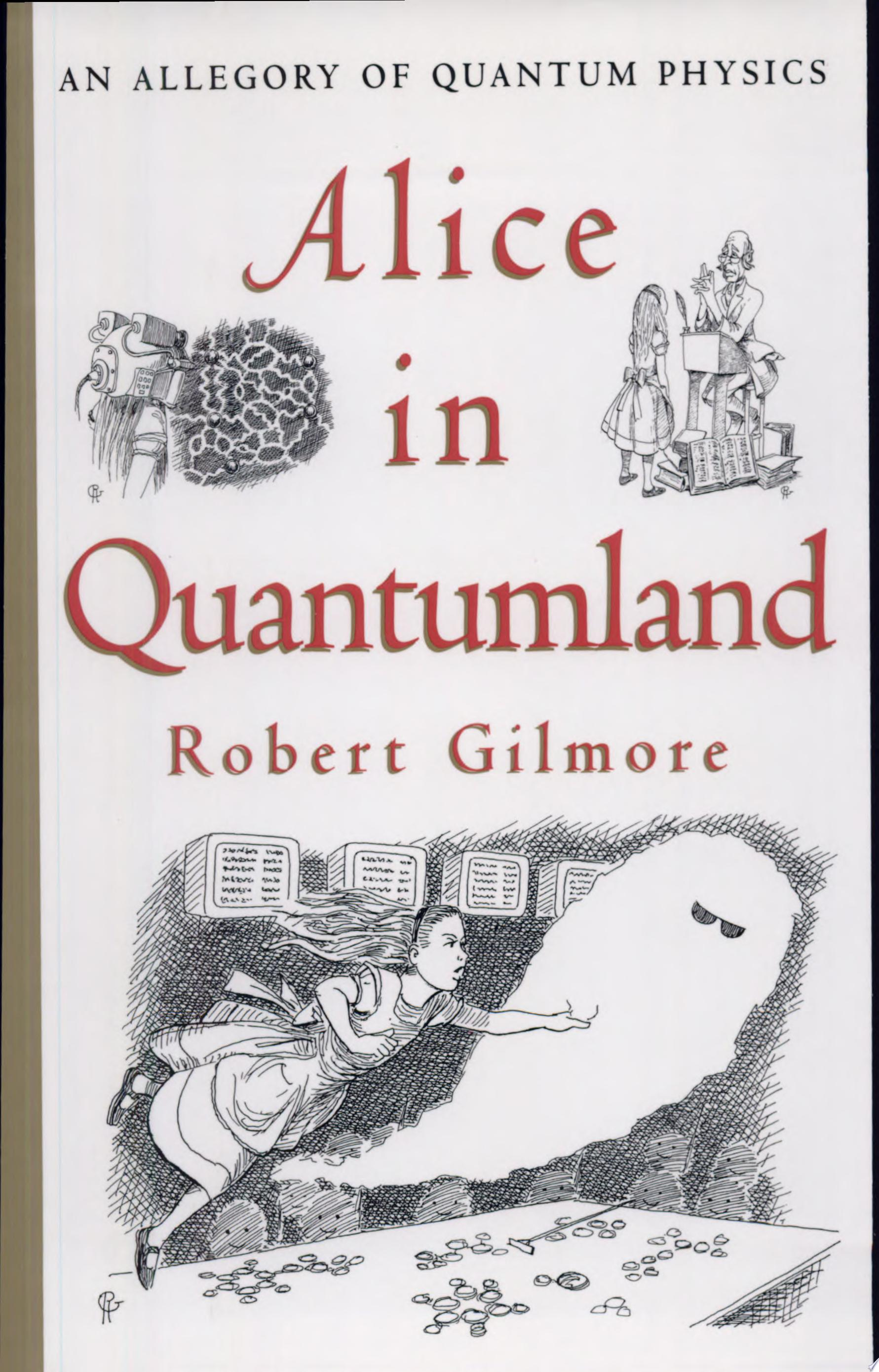 Alice in Quantumland