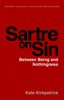 Sartre on Sin Pdf/ePub eBook