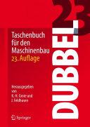 Dubbel Pdf/ePub eBook