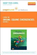 Equine Emergencies Access Card