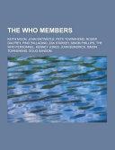 The Who Members