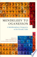 Mendeleev to Oganesson