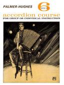 Palmer Hughes Accordion Course   Book 6