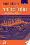 Electrical Installations In Hazardous Locations Book PDF