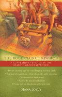 The Book Club Companion Book