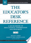 The Educator's Desk Reference (EDR)
