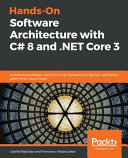 Hands On Software Architecture with C  8 and   NET Core 3