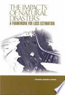 The Impacts of Natural Disasters Book