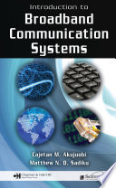 Introduction to Broadband Communication Systems