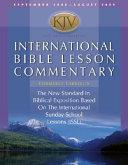 KJV International Bible Lesson Commentary ebook